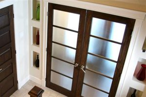 Classic Hall French Door