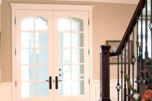 White Hall French Door